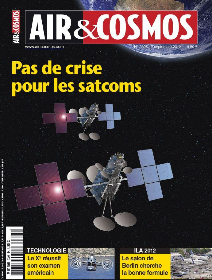 Air & Cosmos N°2325 - 7 au 13 Septembre 2012
