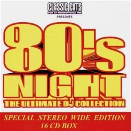 80's Night - The Ultimate DJ collection [Multi]