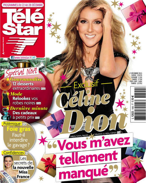 TeLe Star N°1890 - 22 au 28 Decembre 2012 [Lien Direct]