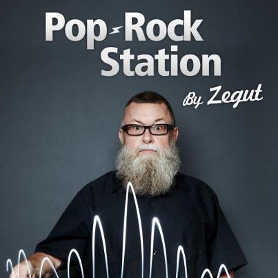 Francis Zegut - Pop Rock Station (2012) [Multi]
