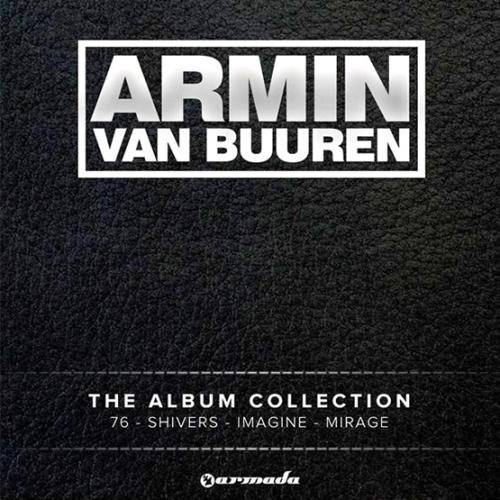 Armin van Buuren - The Album Collection (2012) [Multi]