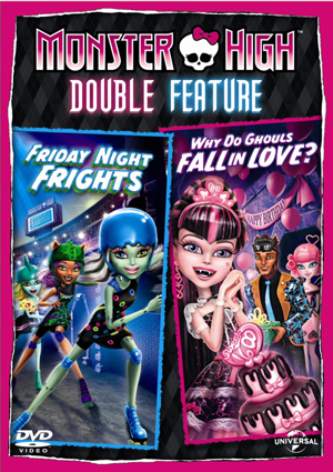 Monster High Ghouls Rule (2013) [DVDRiP][FRENCH]