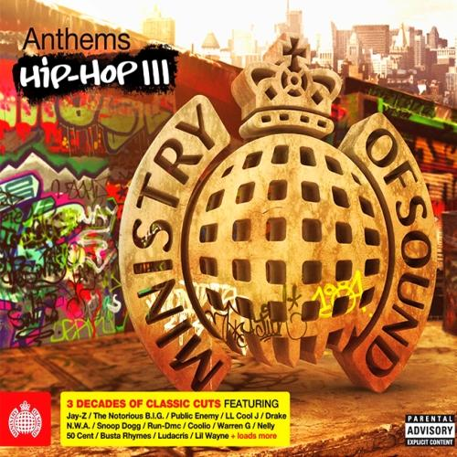 Ministry of Sound Anthems Hip Hop III (2013) [Multi]