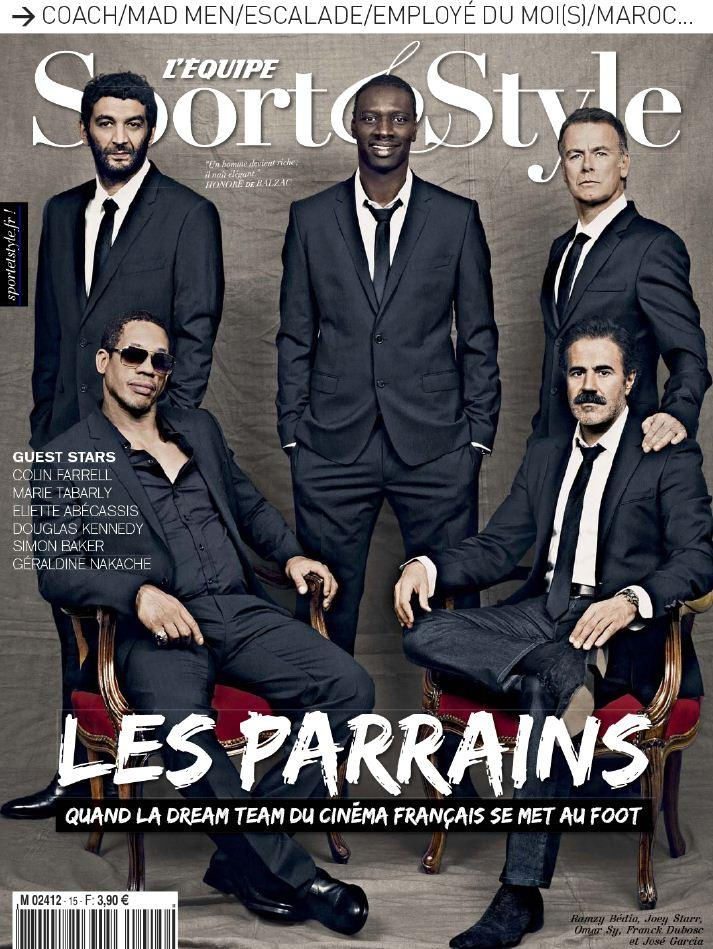 L'Equipe Sport & Style N°15 - Septembre 2012 [Multi]
