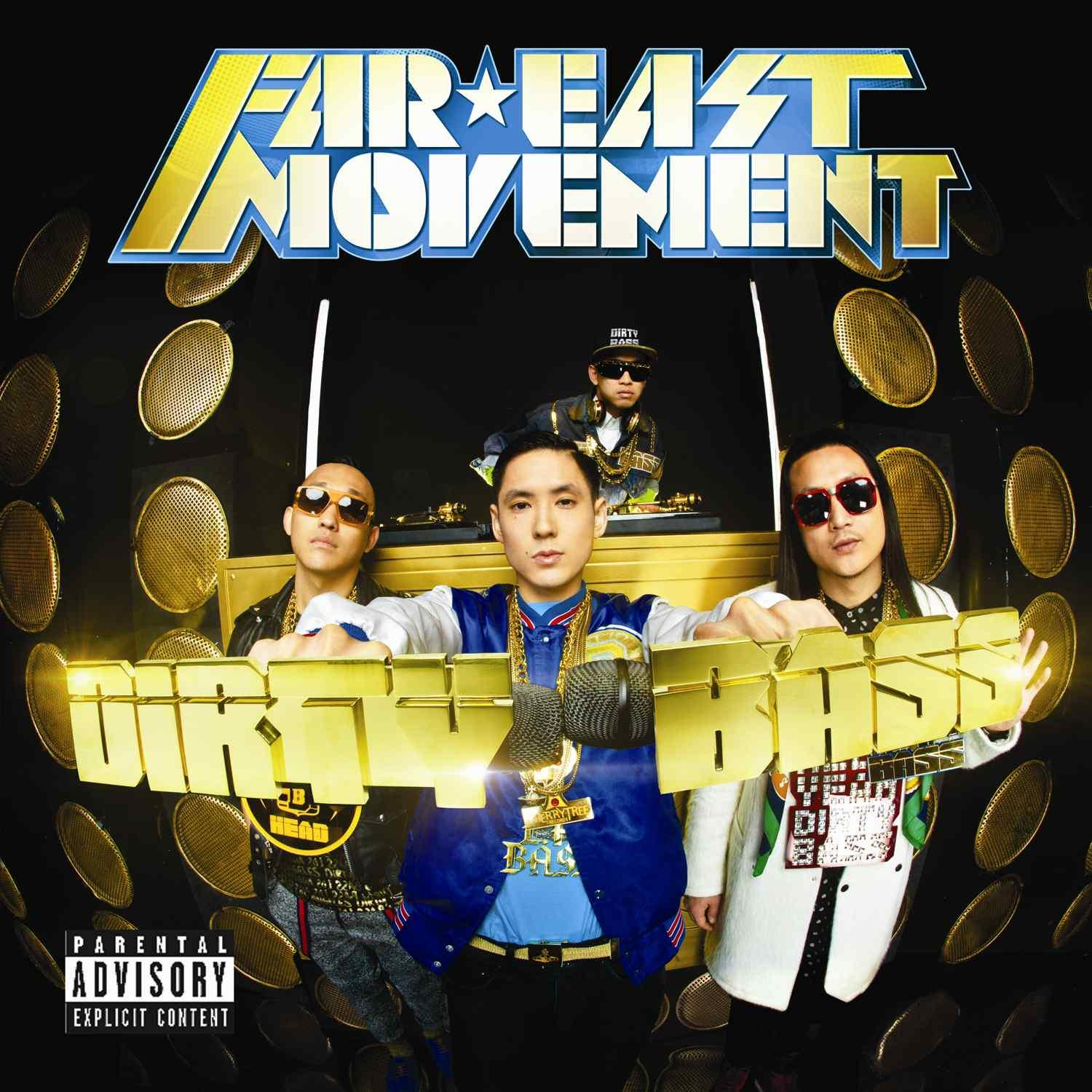Far East Movement - Dirty Bass (Special Edition) (2013) [MULTI]