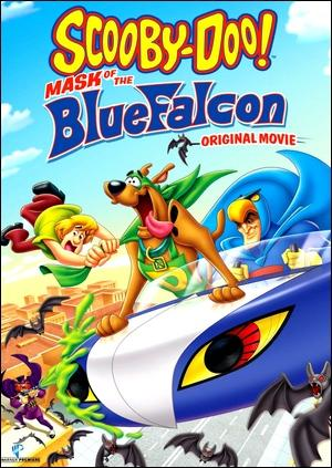 Scooby-Doo - Scooby-Doo! Mask of the Blue Falcon affiche