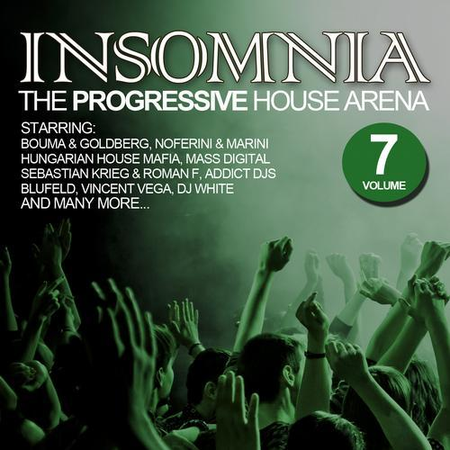 VA - Insomnia The Progressive House Arena Vol 7 (2013) [MULTI]