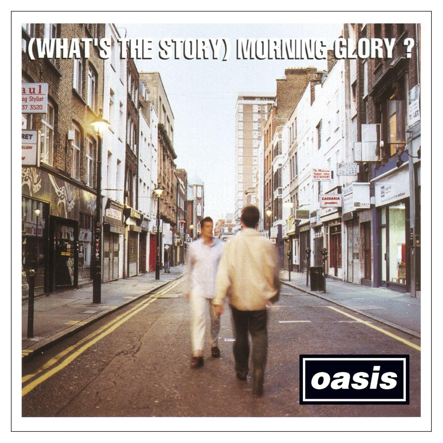 Oasis - (What's the Story) Morning Glory? (1995) [MULTI]