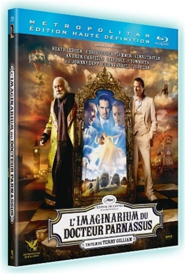 L'Imaginarium du Docteur Parnassus [FRENCH] [720p BluRay]