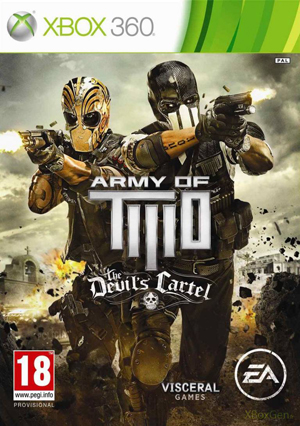 Army of Two : Le Cartel du Diable [Multilanguage]