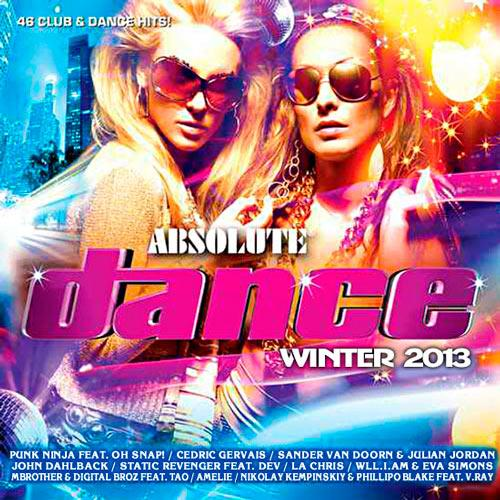 Absolute Dance Winter 2013 [2012]