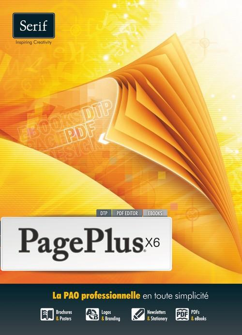 [Multi3]  Serif PagePlus X6 v16.0.0.19 |FRENCH| + Keygen