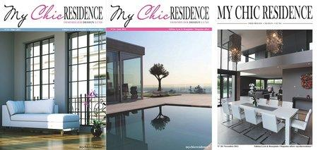 My Chic Residence - Full Year 2012 Collection