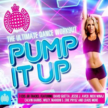 Ministry of Sound: Pump It Up 2013 [Multi]