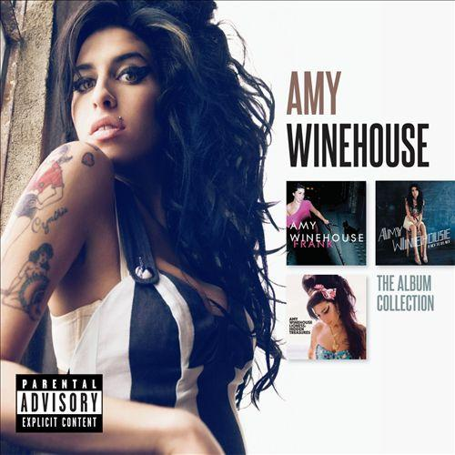 Amy Winehouse - The Album Collection (2012) [Multi]