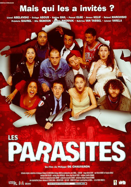 Les Parasites [AC3] [DVDRiP] [FRENCH] [MULTI]
