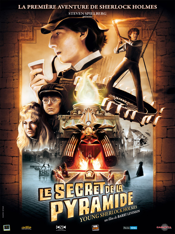 Le Secret de la Pyramide [DVDRiP] [FRENCH] [MULTI]
