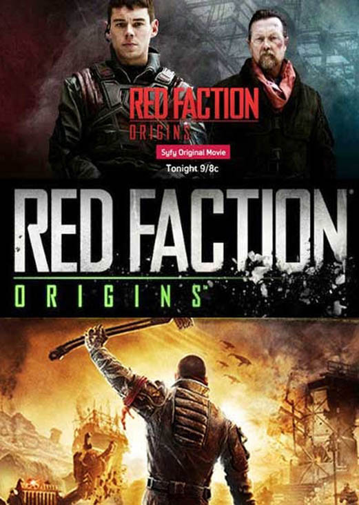 Red Faction: Origins (2012) AC3 [DVDRiP] [FRENCH] [MULTI]
