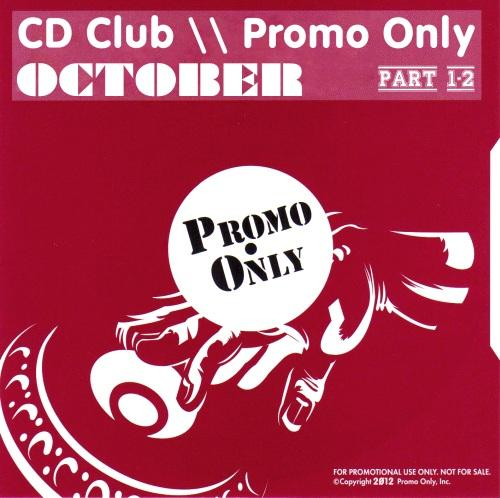 CD Club Promo Only October Part 1-2 (2012) [Multi]