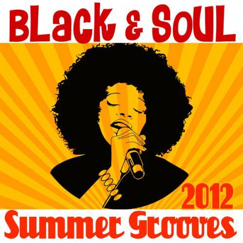 New Soul Sensation - Black & Soul Summer Grooves (2012) [Multi]