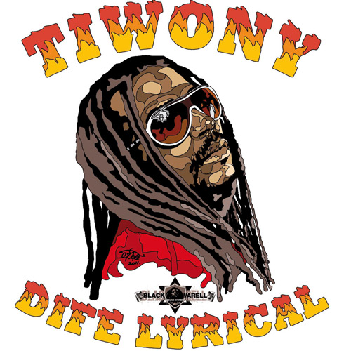 Tiwony - Dife Lyrical (2012) [MULTI]