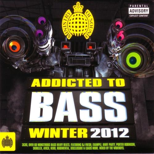 Ministry Of Sound Addicted To Bass Winter (2012) [Multi]
