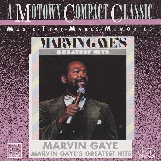 Marvin Gaye - Marvin Gaye's Greatest Hits [FLAC]