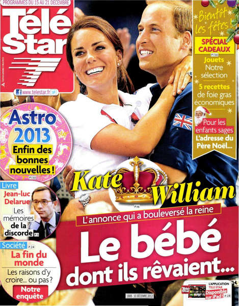 TeLe Star N°1889 - 15 au 21 Decembre 2012 [Lien Direct]
