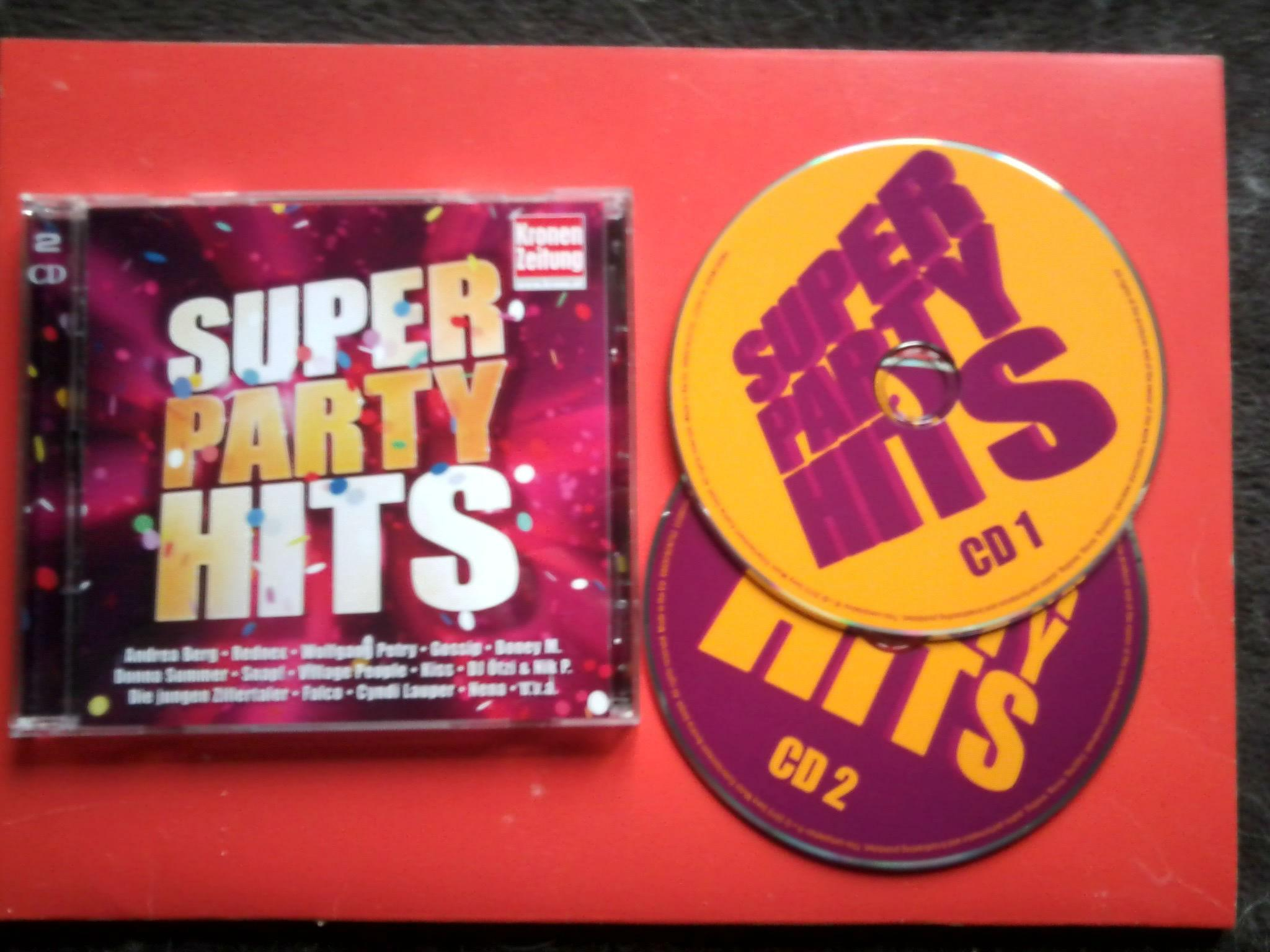 VA - Super Party Hits (2012) [MULTI]