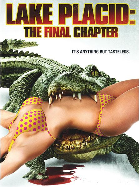 Lake Placid: The Final Chapter [FRENCH] [DVDRIP]