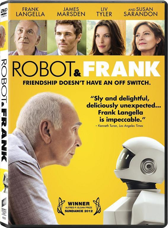 Robot and Frank 1CD (2012) [VOSTFR] [DVDRIP]
