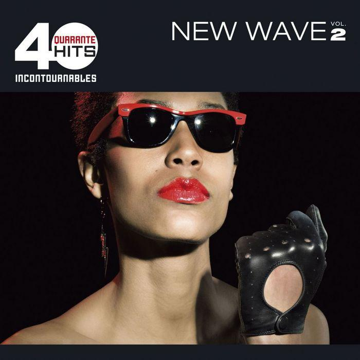 40 Hits Incontournables - New Wave Vol.2 (2012) [Multi]