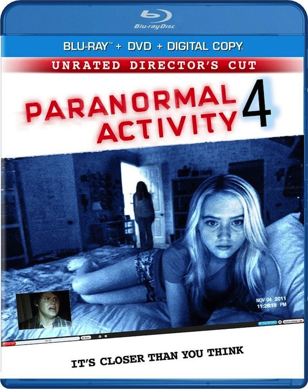 [MULTI] Paranormal activity  4 [DVDR MULTI]