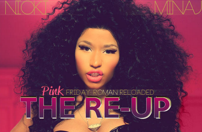 Nicki Minaj - Pink Friday Roman Reloaded - The Re-Up (2012) [Multi]