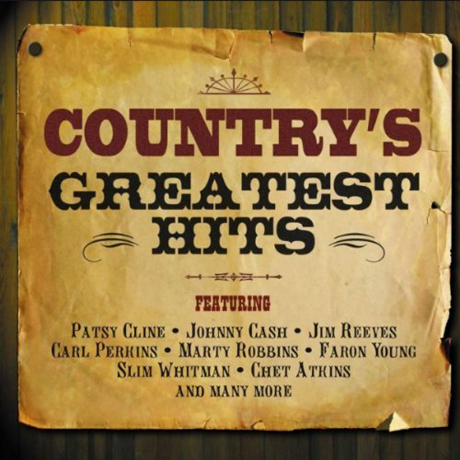 VA - Countrys Greatest Hits (2CD) [MULTI]