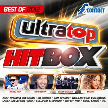 Ultratop Hit Box Best Of 2012