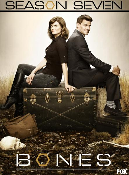 Bones [Saison 7 FRENCH] [Complet] [DVDRIP + SDTV+HDTV+HD720]