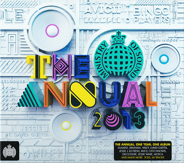 VA - Ministry Of Sound The Annual 2013 [MULTI]