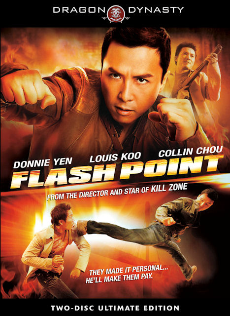Flashpoint | Multi | BRRiP | FRENCH