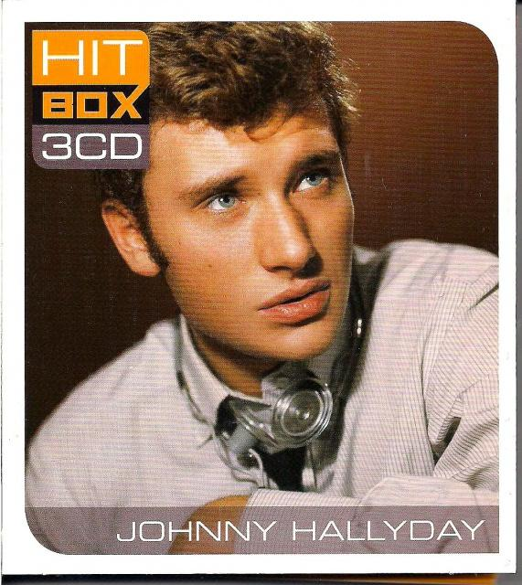Johnny Hallyday - Hit Box [Multi]