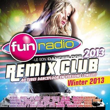 Fun Radio Remix Club Winter (2013)[MULTI]