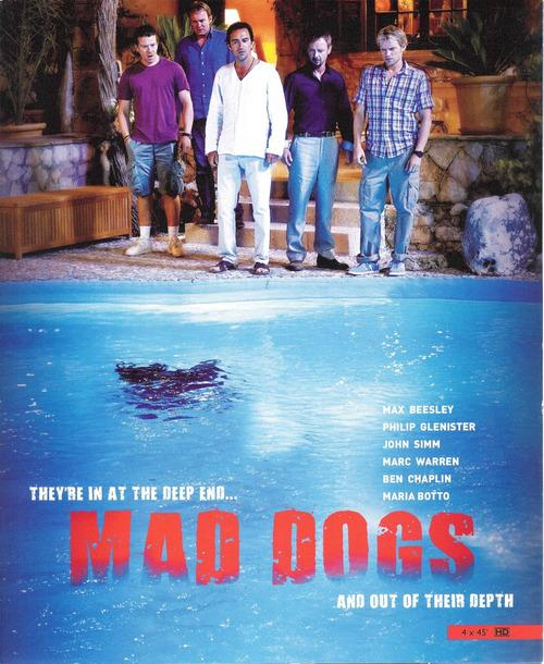 Mad Dogs [Saison 2] [FRENCH] [01 a 04/04] [DVDRIP & HD]