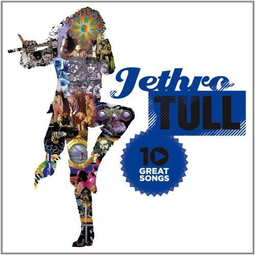 Jethro Tull - 10 Great Songs (Flac) (2012) [Multi]