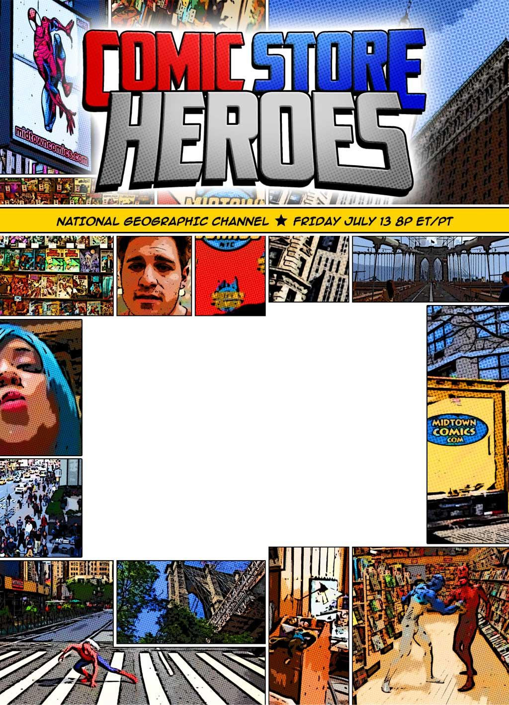 Comic Store Heroes [FRENCH] [PDTV]