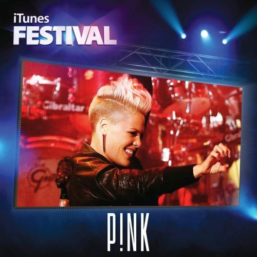 iTunes Festival London - P!NK Fun (2012) [Multi]