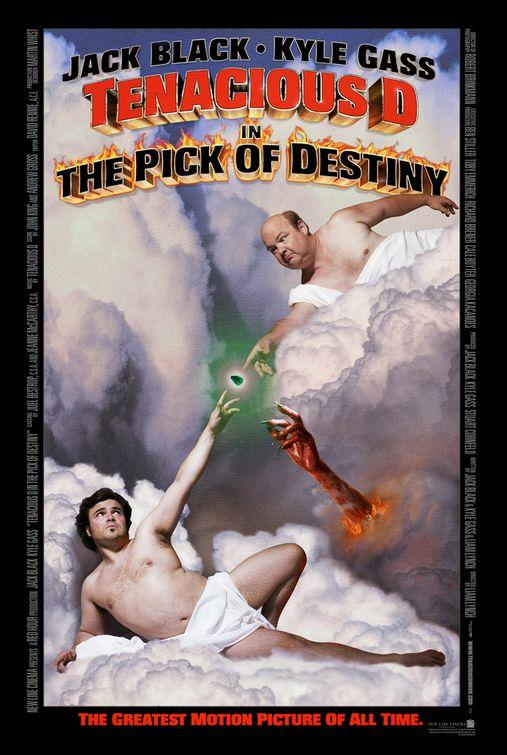 [MULTI] Tenacious D in The Pick of Destiny [VOSTFR][DVDRIP]