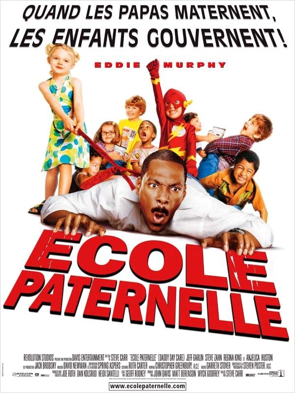Ecole paternelle [DVDRIP] [FRENCH] [MULTI]