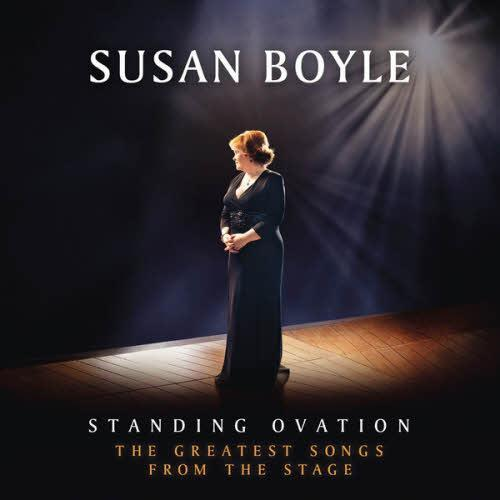 Susan Boyle - Standing Ovation : The Greatest Songs From The Stage (2012) [Multi]