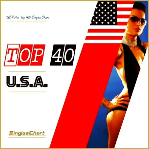 USA Hot Top 40 Singles Chart 29 September (2012) [Multi]