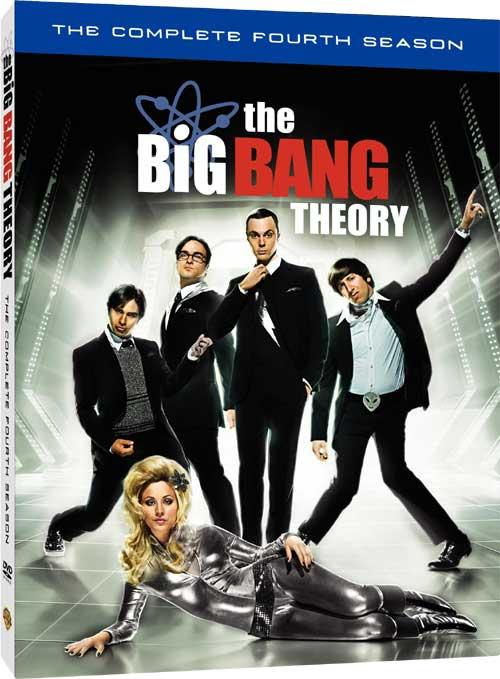 [MULTI] The Big Bang Theory - Saison 1, 2, 3 et 4 EP [24/24][VOSTFR][DVDRIP]